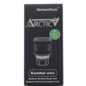 HORIZON | ARCTIC V8 COIL - PACK OF 5 (MSRP $20.00)