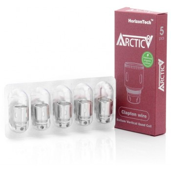HORIZON | ARTIC CLAPTON COIL 0.2OHM - PACK OF 5 (MSRP $20.00)