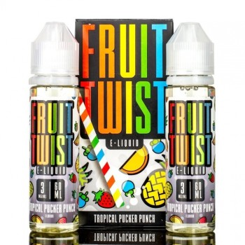 Daddy Vape Co. - Fruit Twist - 120ml